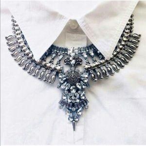Karis' Kloset Jewelry - Jewelry | 🆕 Crystal edgy collar necklace